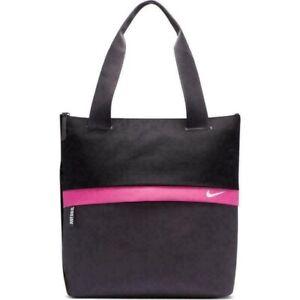 Nike- Radiate Training Tote Bag Black/Pink- NWT- FREE SHIPPING
