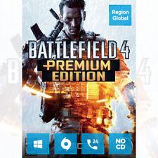 Battlefield 4 Premium Edition for PC Game Origin Key Region Free