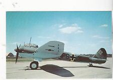 "*Germany Plane Postcard-""Zerstoerer"" /All Purpose Bomber Engines/ (#473)"