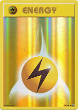 Lightning Energy Common Reverse Holo Pokemon Card XY12 Evolutions 94/108