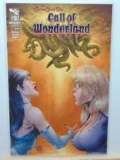Call of Wonderland #4 Cover A Grimm Fairy Tales Zenescope Variant CB5907