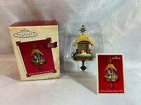 Hallmark Keepsake Ornament A Song for the Lamb of God 2002 w/Motion Feature