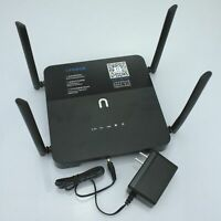 1200M Wireless Gigabit SOHO Router OpenWrt USB 3.0 512M Zero Tier Vlan Print NAS