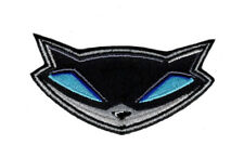 Sly Cooper Raccoon Play station Embroidered Iron on Patch (3.0 inch)