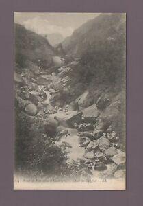Road Pierrefitte IN Cauterets - Chute Calypso (C8917