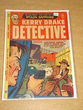 KERRY DRAKE DETECTIVE CASES #28 G+ (2.5) HARVEY COMICS OCTOBER 1951