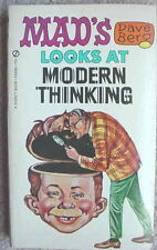 MAD'S DAVE BERG LOOKS AT MODERN THINKING HTF L@@K WOW!!!