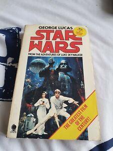 Star Wars From The Adventures Of Luke Skywalker, George Lucas Sphere 1977 Book