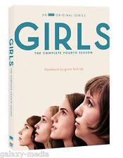 Girls Fourth Season 4 (DVD 2016 2-Disc Set) Drama Sexy Action HBO