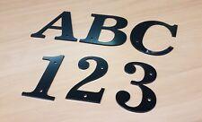 Acrílico Números y letras para pared, puerta, placa, Casa Signo 100mm De Alto