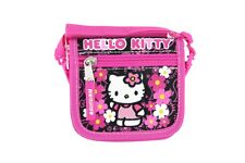 Hello Kitty Wallet Purse Cross Body Shoulder Bag Kids Gift for girls