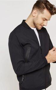 Nike Tech Pack Jacket 928561-010 Sz Small Black  Nwt