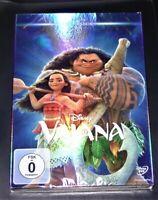 Vaiana Disney Classics 56 Película DVD en la Funda más Rápido Envío Nuevo & Ovp