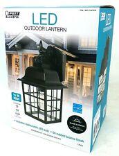"1953 Feit Electric 11/"" LED Round Coach Light Lantern LAN13RNDBZ//RP #2"
