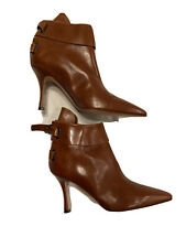 Manolo Blahnik 38.5 UK Buckle Up Ankle boot New