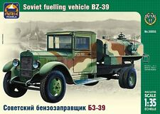 1/35 Soviet Fuelling Vehicle Bz-39 Ark Models 35035 Models kits