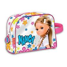 NANCY DOLL - Beauty / Cosmetic / Vanity Bag - Size Approx: 18 x 16 x 6.5 cm