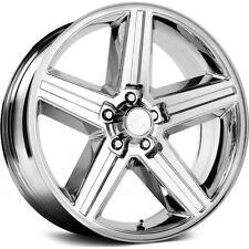 Iroc 248T-A Chrome Wheels