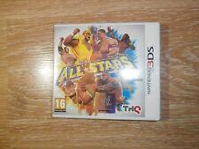 WWE All Stars (Nintendo 3DS, 2011) PAL Free Shipping