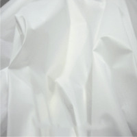 WHITE 4oz PU coated nylon waterproof fabric sold by the metre 150cm wide
