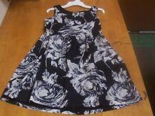 Gap Kids Bold Floral Print Dress-Sz. S(6-7) Think Fall
