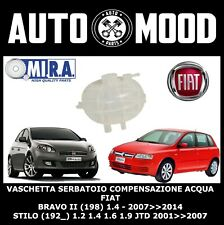 SERBATOIO VASCHETTA ACQUA RADIATORE FIAT BRAVO II STILO OE 46797121 - 51722078