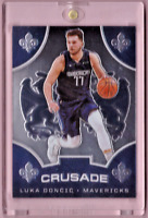 2019/20 Panini Chronicles Crusade LUKA DONCIC Chrome GREAT INVESTMENT - Mint!
