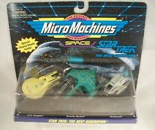 STAR TREK: THE NEXT GENERATION  Micro Machines Set   U.S.S. Stargazer   Coll. #7