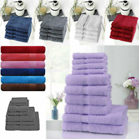 Soft 100% Egyptian Cotton Face Towel Guest, Hand, Bath Towels, Bath Sheet 500GSM