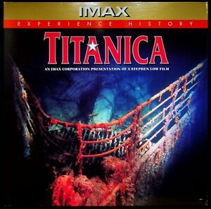 EBOND Titanica (1992) Laser Disc NTSC LD001045
