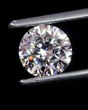 2.41Cts  SIMULATED DIAMOND DE COLOUR ROUND CUT LOOSE GEMS 7.00MM