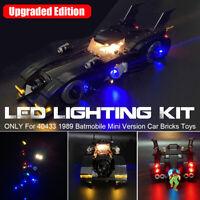 Upgraded Edition LED Light Kit Fit For 40433 1989 Mobile Mini Version   Ц