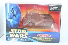 Galoob Star Wars 1998 Episode 1 Trade Federation MTT - Action Fleet - NIP