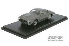 Aston Martin db4 GT Bertone Jet-Gris Metallic-année 1961 - 1:43 Neo 44575