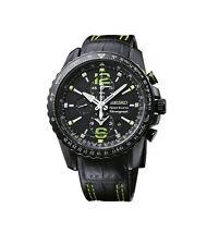 Sportliche runde Seiko Sportura Armbanduhren