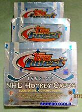 1998-99 TOPPS Finest NHL Hockey Factory-Sealed Hockey Box - Great Box Value!!