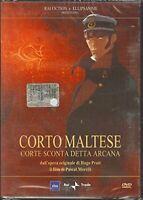 Corto Maltese - Il Film - Corte Sconta Detta Arcana - Dvd Nuovo Sigillato