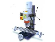 XJ12-300 Mini Milling Machine with Belt Drive R8 Spindle