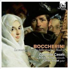 Boccherini: La musica notturna delle strade di Madrid (CD, Aug-2011, Harmonia...
