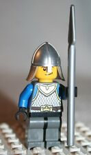 Lego KING'S KNIGHT SCALE PIKE MINIFIGURE from Castle Dragon Mountain (70403)