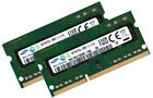 2x 4GB 8GB Notebook RAM DDR3L 1600 Mhz SO DIMM PC3L-12800S 1.35V Low Voltage LV