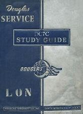 DOUGLAS DC-7C STUDY GUIDE 1955/1956