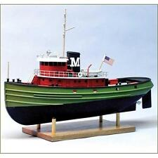 Dumas Carol Moran Harbour Tug 1:72 Scale RC Ready Model Boat Kit 1250