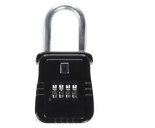 4 Dial Metal Key Lock Box Safe Vault Door Hanger for Realtor Real Estate Keys