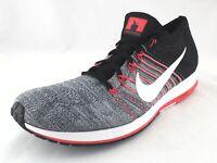 NIKE Zoom Flyknit Streak Shoes Run New York Gray 849655-006 Running US 15/49.5