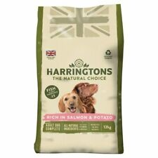 Harringtons Adult Complete Rich in Salmon & Potato Dog Food | Dogs