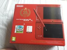 CONSOLA NINTENDO DS XL EDICCION MARIO BROS