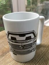 Mercedes Benz Ceramic Mug Car Graphics Large 12oz
