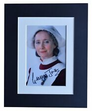 Gemma Jones Signed Autograph 10x8 photo display Harry Potter Film AFTAL & COA