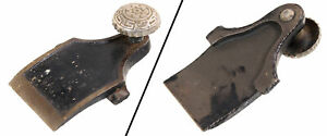 Extra Clean Cap Iron & Screw for Stanley No. 113 Circular Plane  - mjdtoolparts